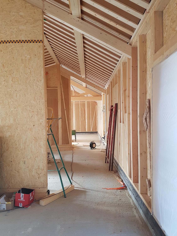 Réalisation Architecture Extension École de Breil-sur-Roya