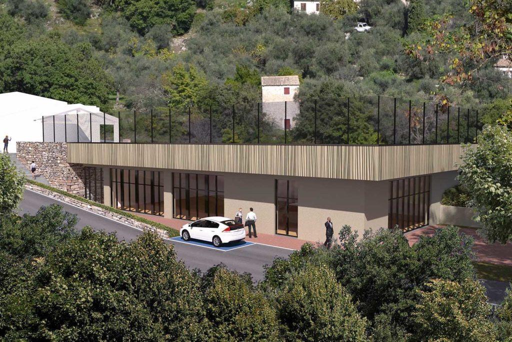 Réalisation Architecture École Gilette